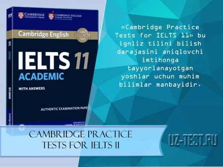 Cambridge Practice Tests for IELTS