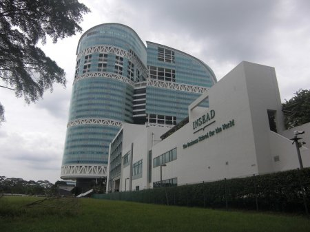 INSEAD-The Business School for the World