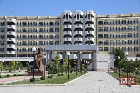 Toshkent davlat texnika universiteti