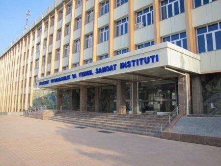 Toshkent to'qimachilik va yengil sanoat instituti